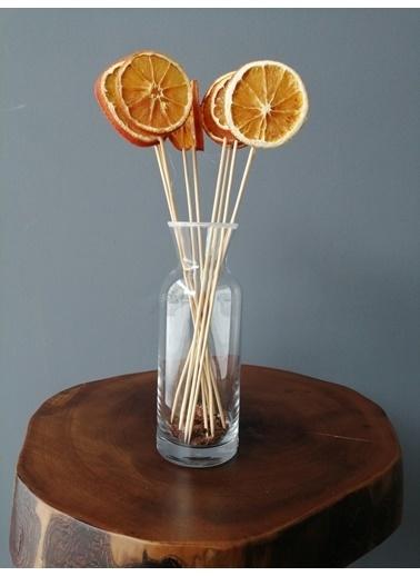 Kuru Çiçek Deposu Gerçek Kurutulmuş Portakal (10 Adet) , Kuru Çiçek Oranj